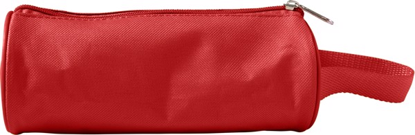 Nylon (600D) pouch - Red