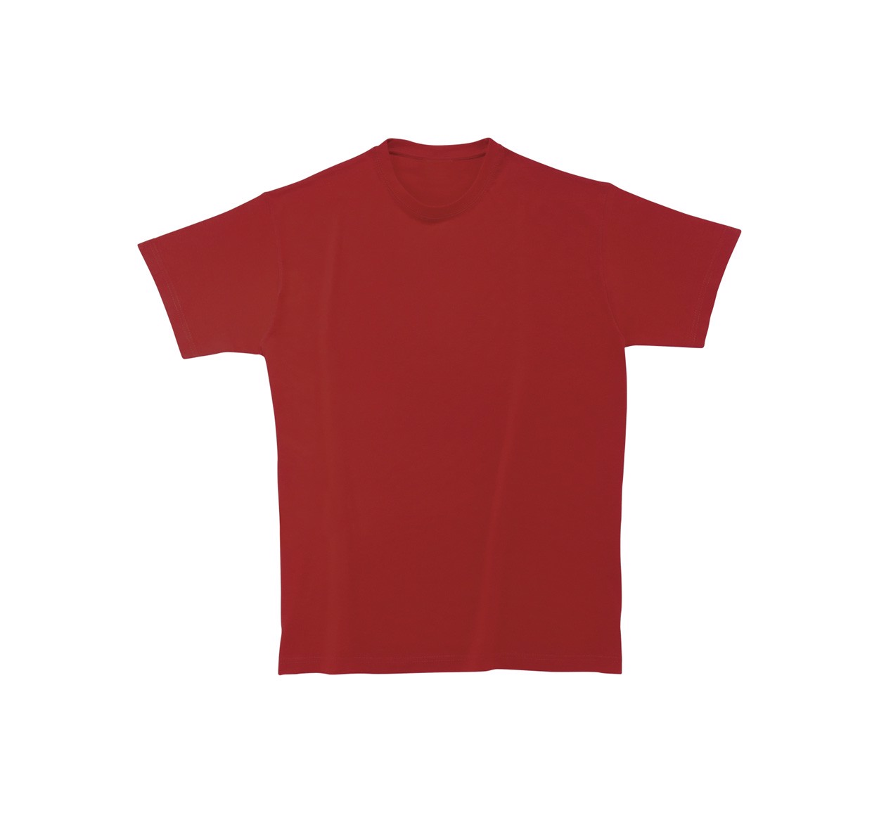 Tricou Bărbați Softstyle Man - Bordo / S