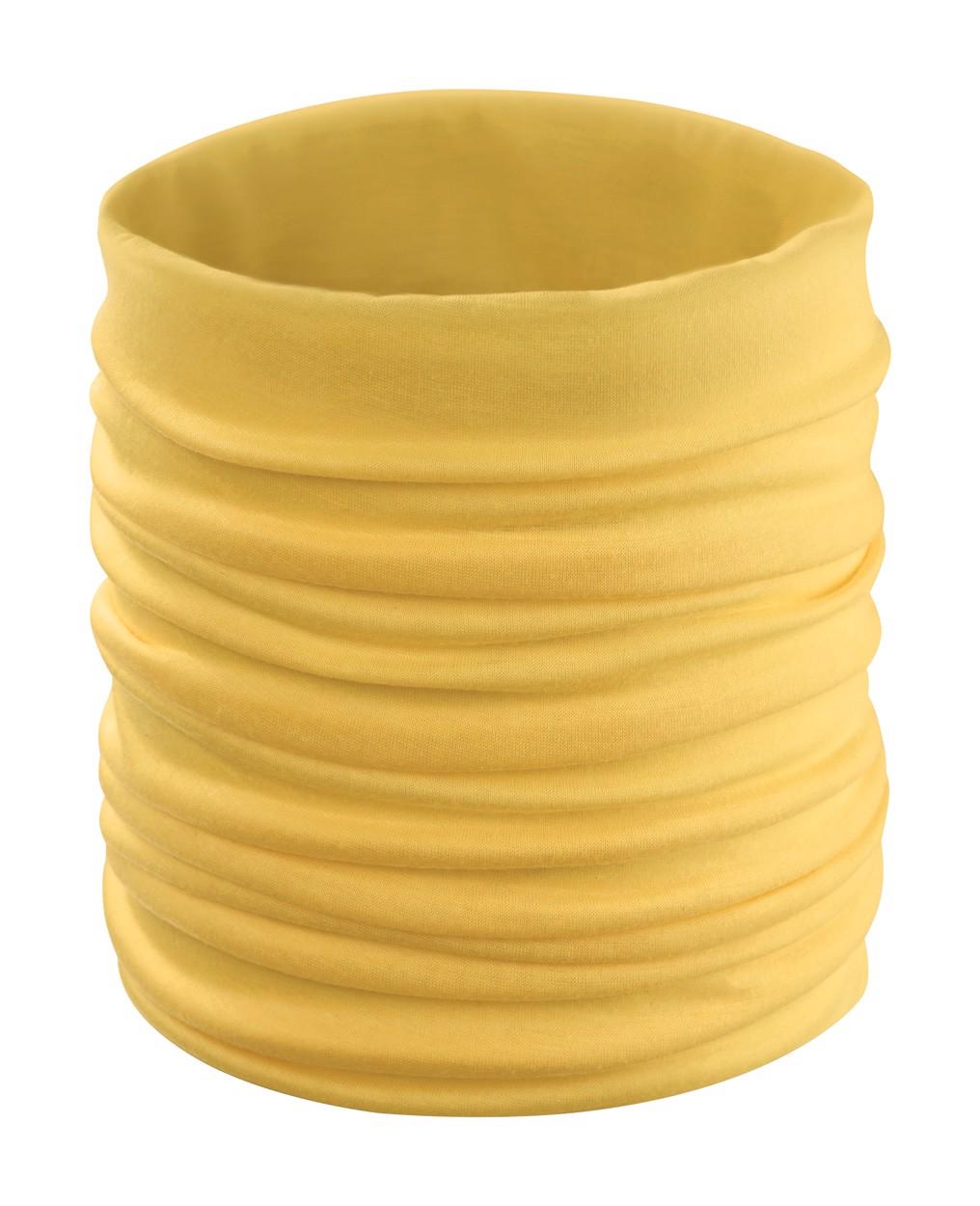 Víceúčelový Šátek Holiam - Žlutá