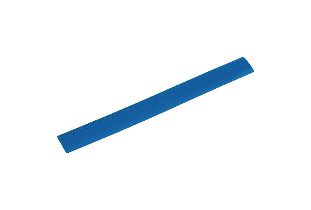 Pravítko Flexor - Modrá