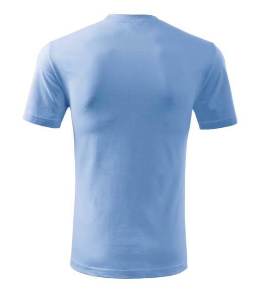 Tričko pánské Malfini Classic New - Nebesky Modrá / L
