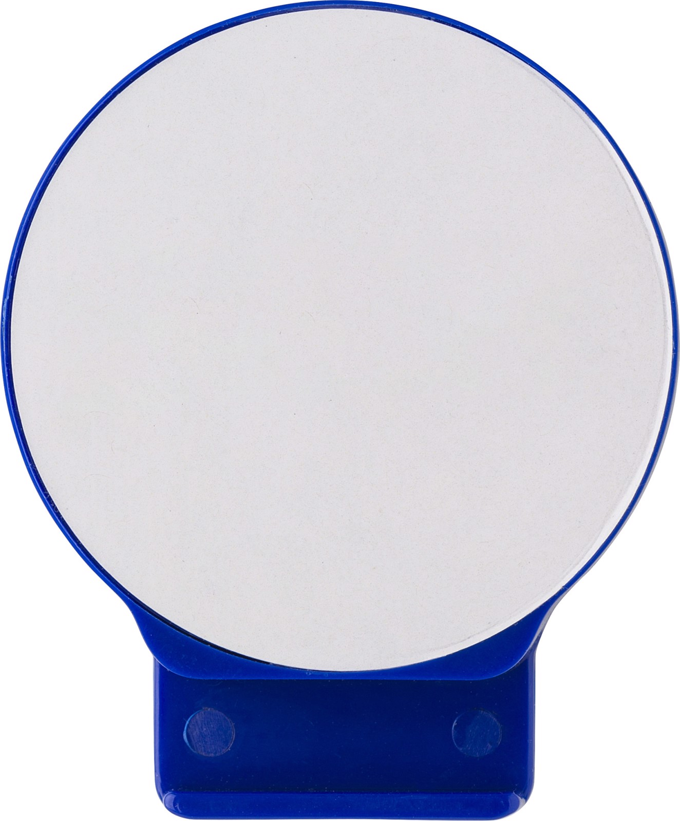 ABS pen holder with ballpen - Blue