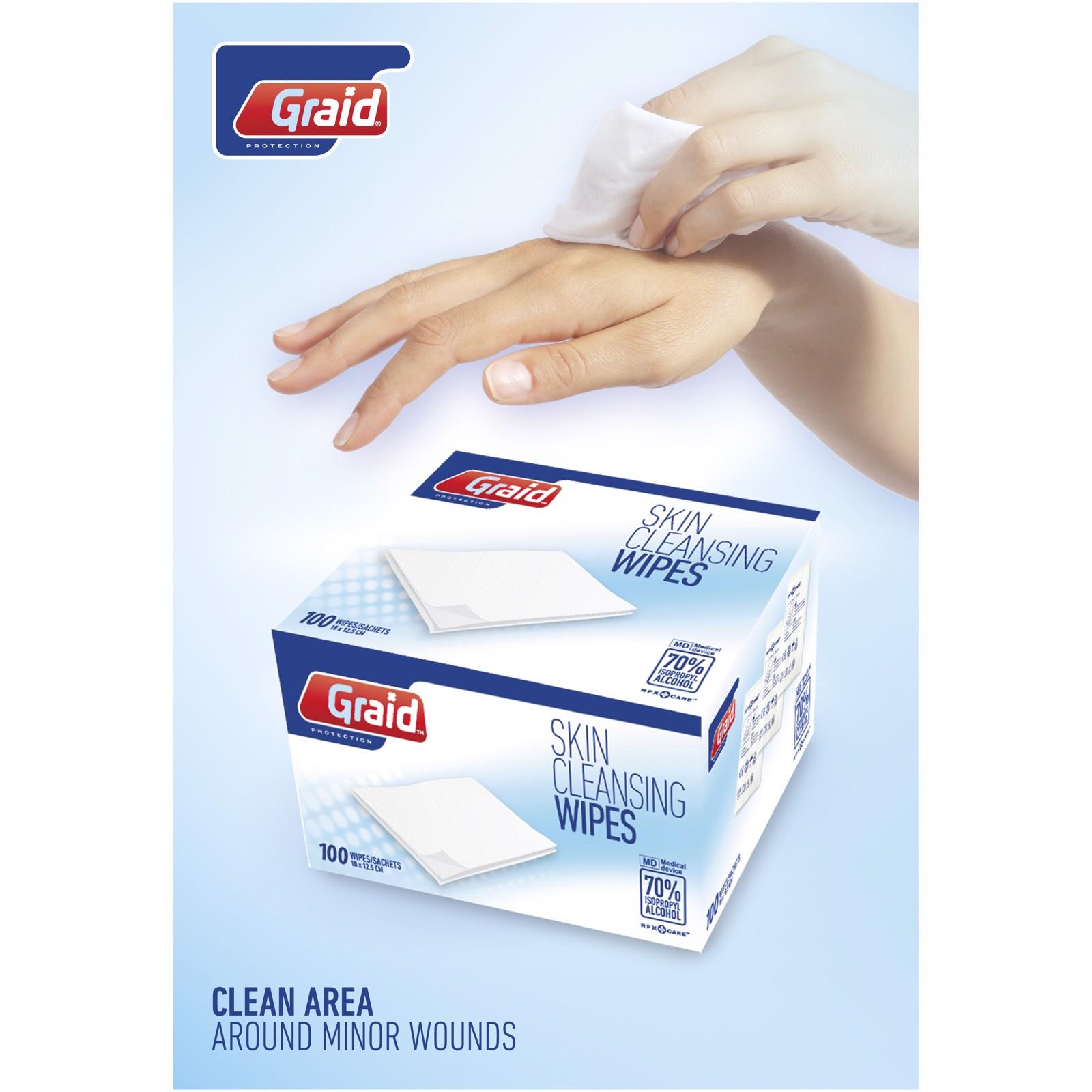Elisabeth cleansing wipes