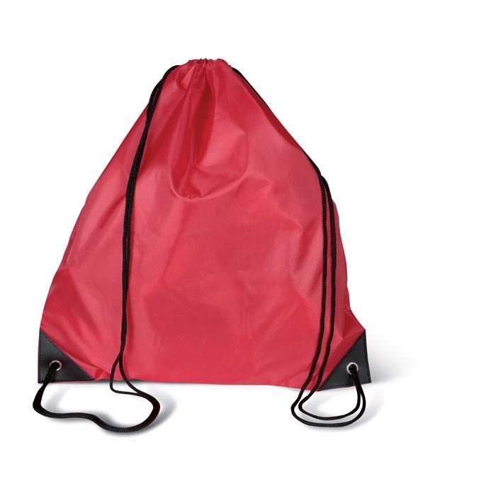 Plecak z linką Shoop - czerwony