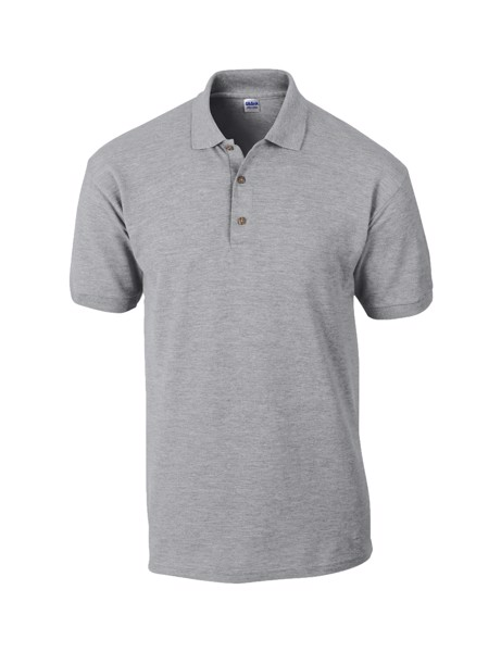 Polokošile Pique Ultra Cotton - Šedá / XL