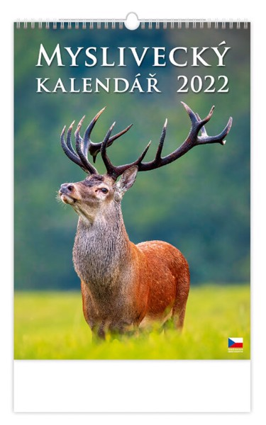 Měsíční kalendář Myslivecký 2022