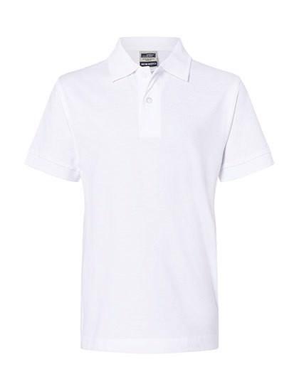 Classic Polo Junior - White / XXL