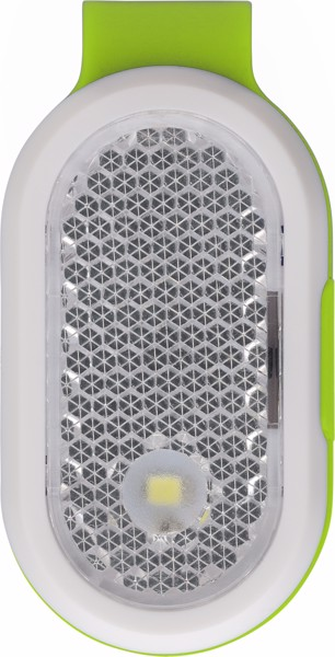 ABS reflector light - Lime