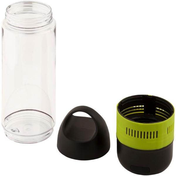 Ace 500 ml Bluetooth® Audio Sportflasche - Limone