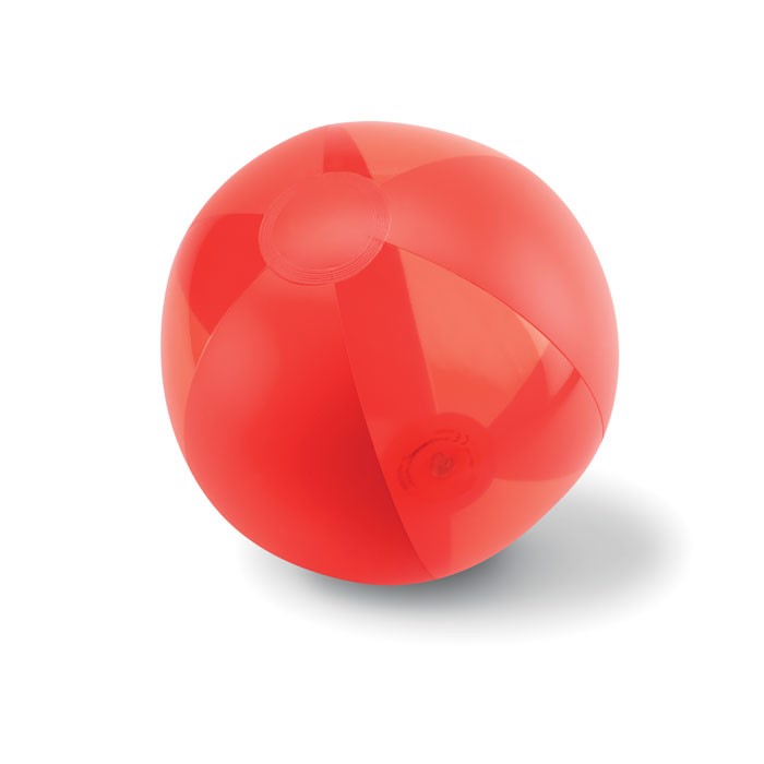 Piłka plażowa Aquatime - czerwony