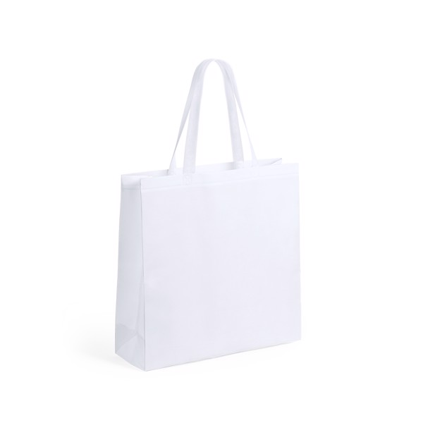 Bag Decal - White