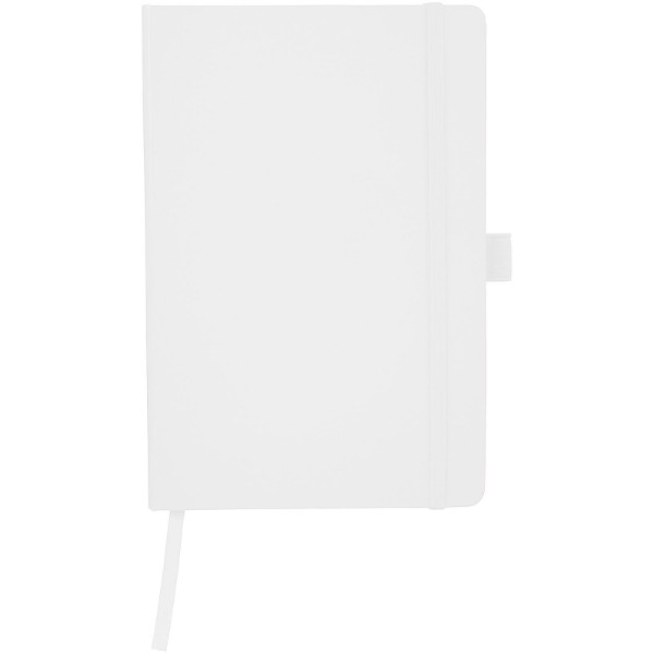 Flex A5 notebook with flexible back cover - White