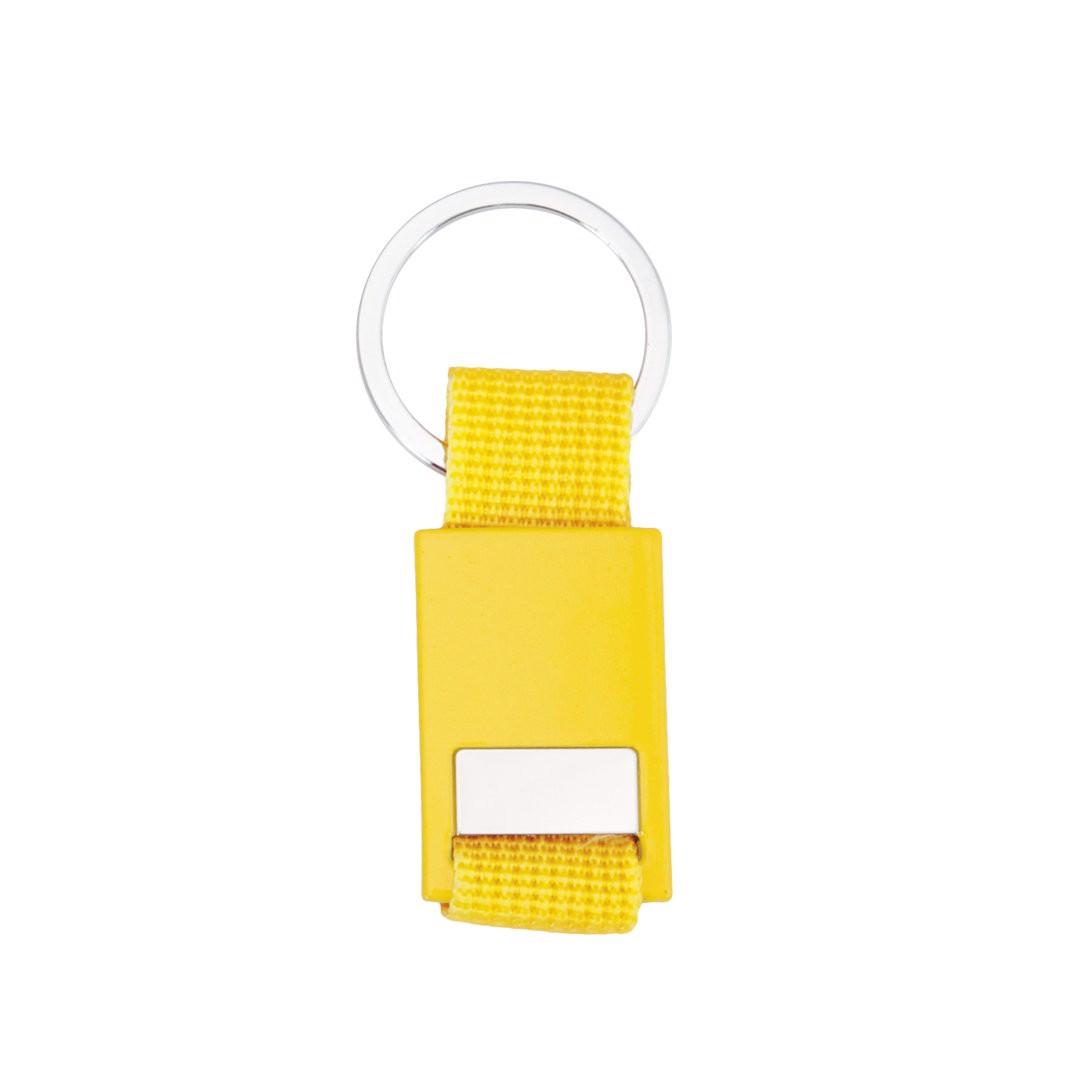 Porta-Chaves Akua - Amarelo