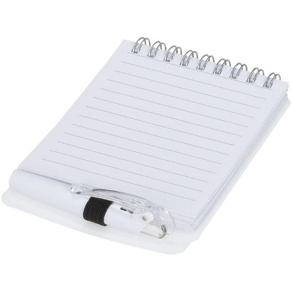 Kent notebook - White