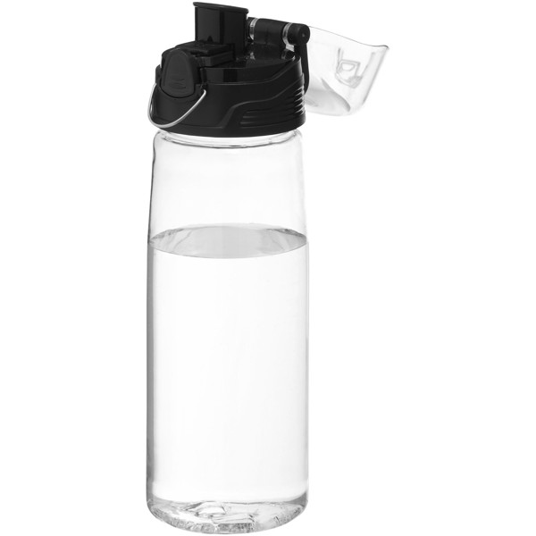 Capri 700 ml sport bottle - Transparent clear