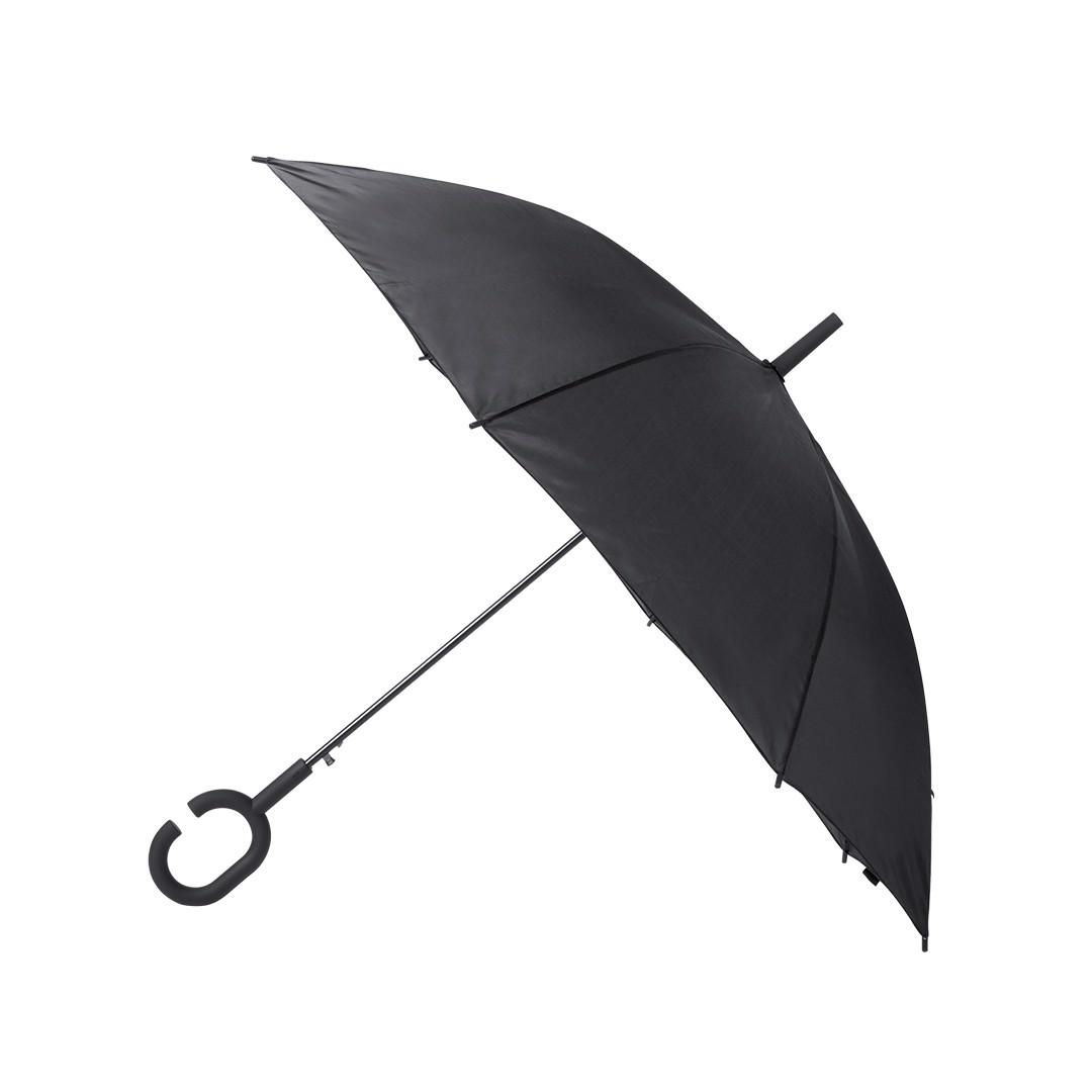 Paraguas Halrum - Negro