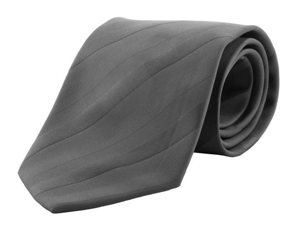 Cravată Stripes - Gri Închis