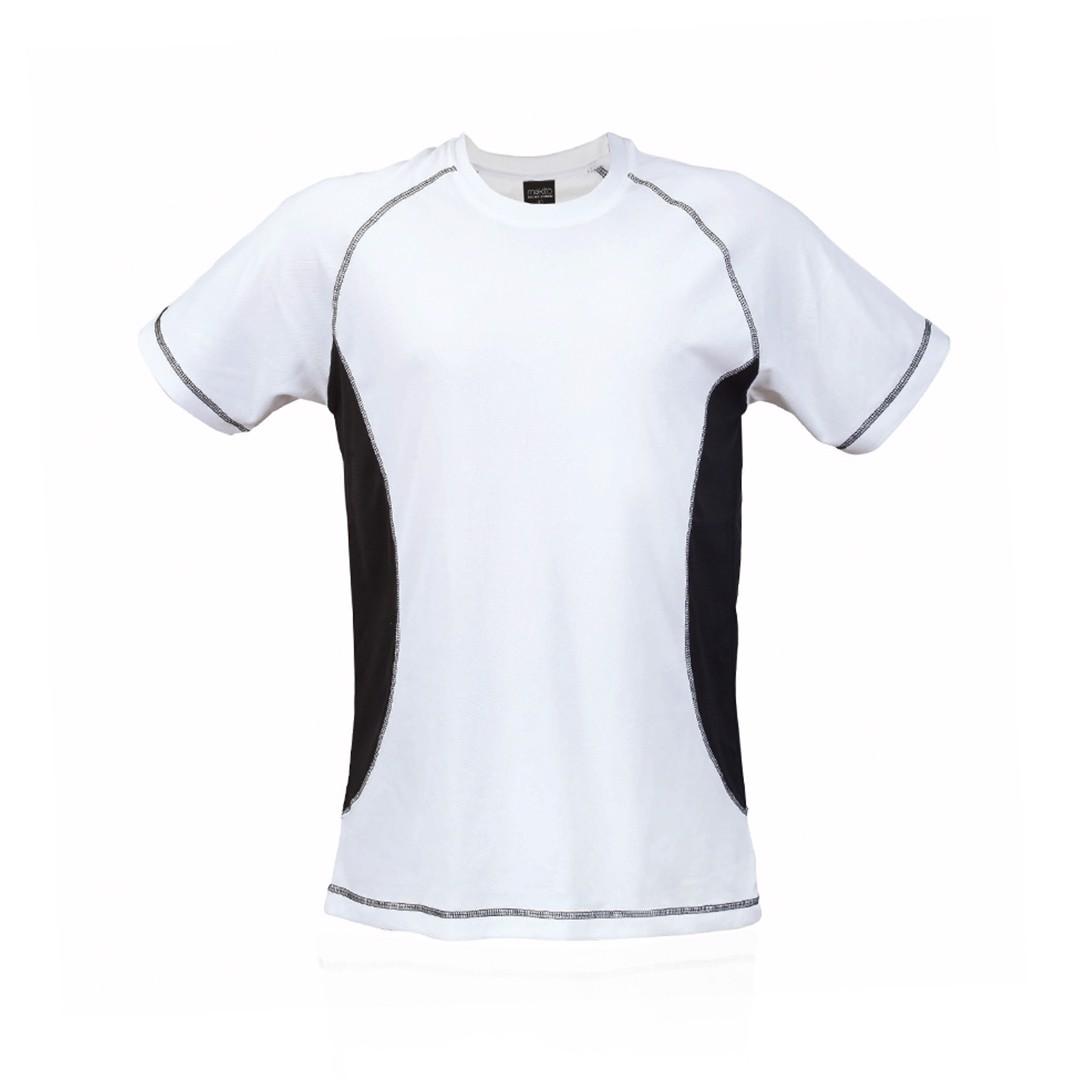 Camiseta Adulto Tecnic Combi - Negro / S