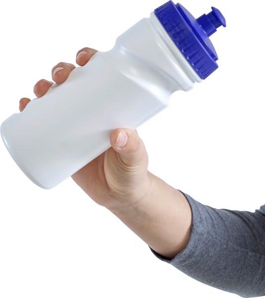 HDPE bottle - Blue