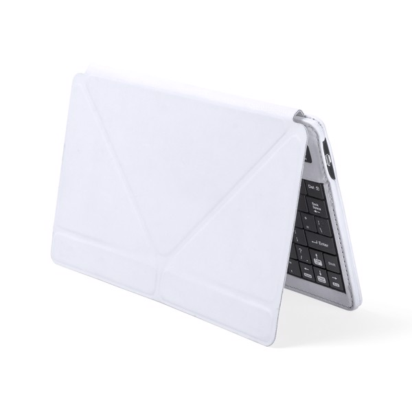Keyboard Holder Tyrell - White