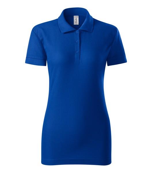 Polo Shirt women's Piccolio Joy - Royal Blue / XL
