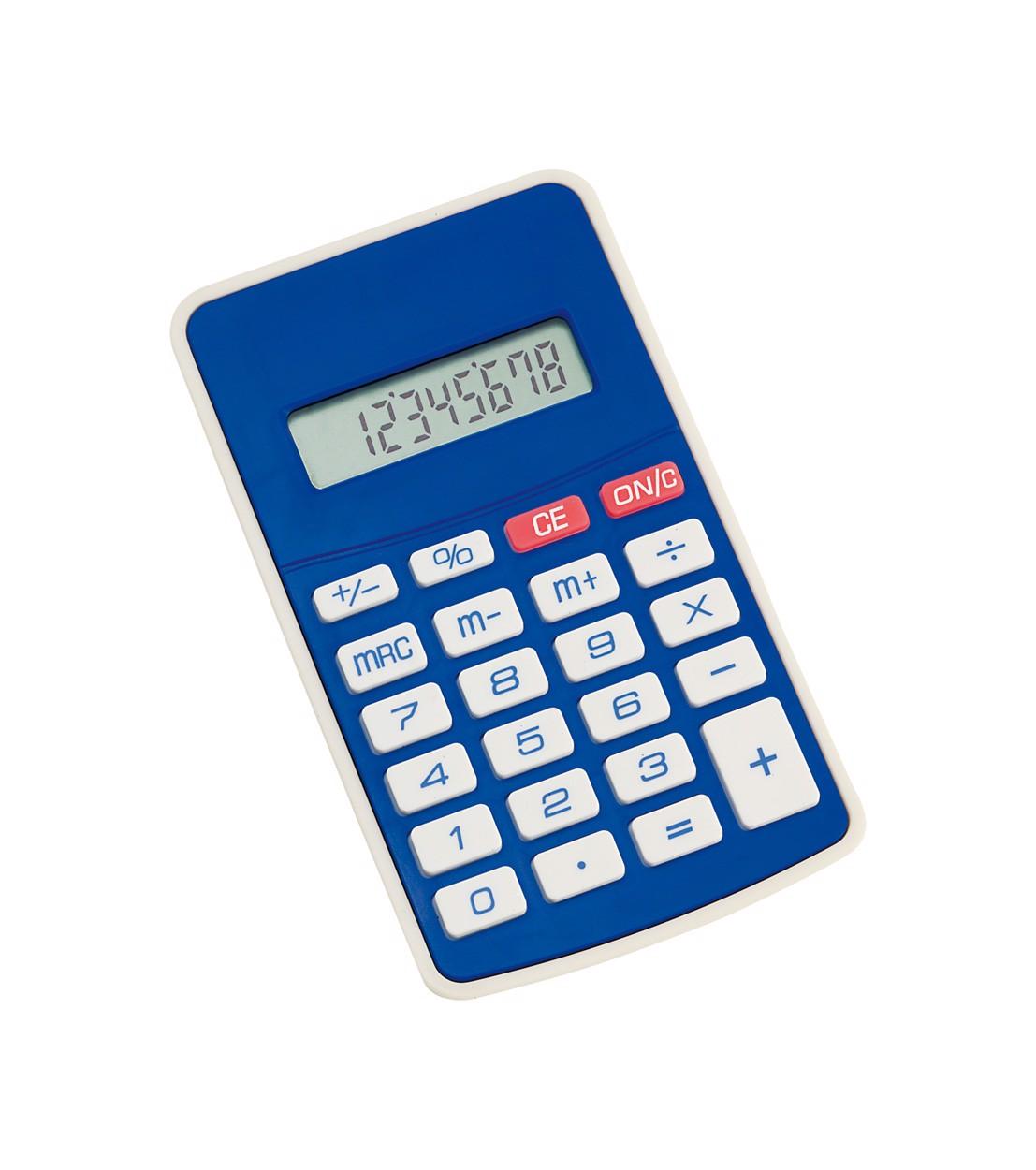 Kalkulačka Result - Modrá
