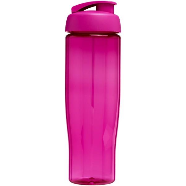 H2O Tempo® Bidón deportivo con Tapa Flip de 700 ml - Magenta