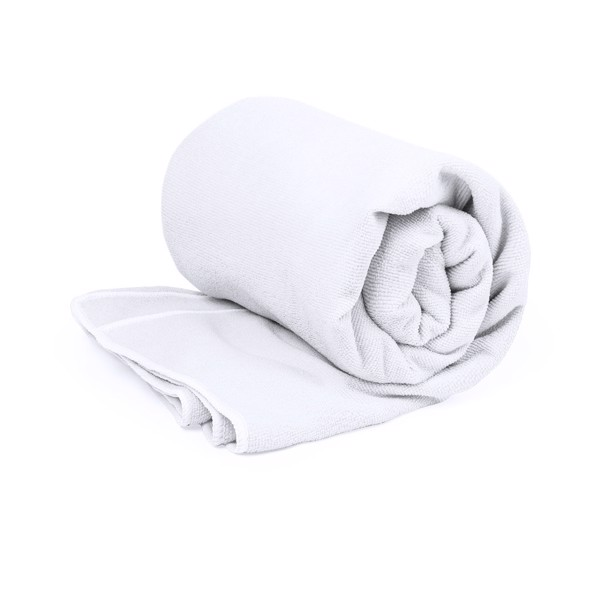 Absorbent Towel Bayalax - White