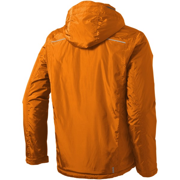 Smithers fleece lined jacket - Orange / 3XL
