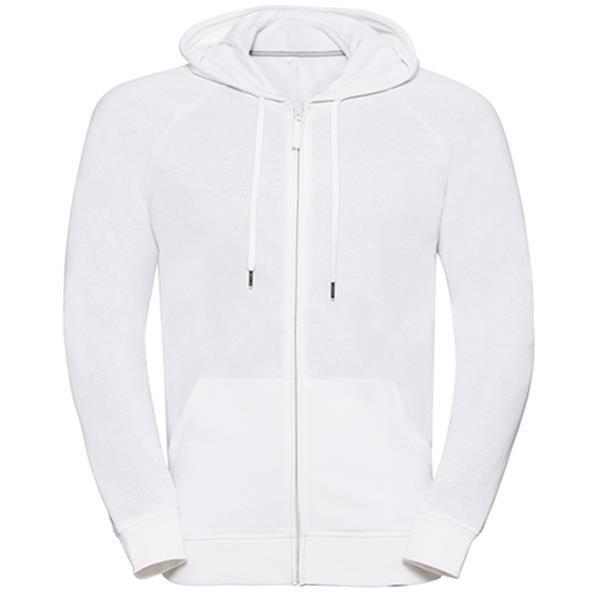 Hd Zipped Hood - Branco / XL