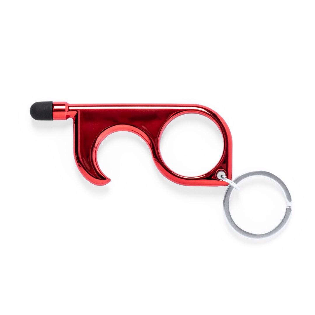 Llavero Anticontact Cimak - Rojo
