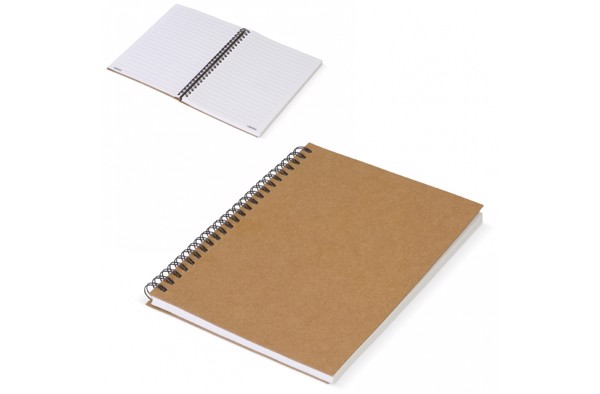 Rock paper notebook A5