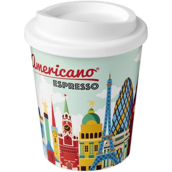 Kubek termiczny espresso z serii Brite-Americano® o pojemności 250 ml - Biały