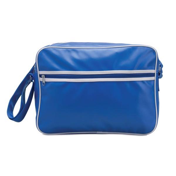 Umhängetasche Vintage - blau