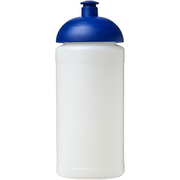 Baseline® Plus 500 ml dome lid sport bottle - Transparent / Blue