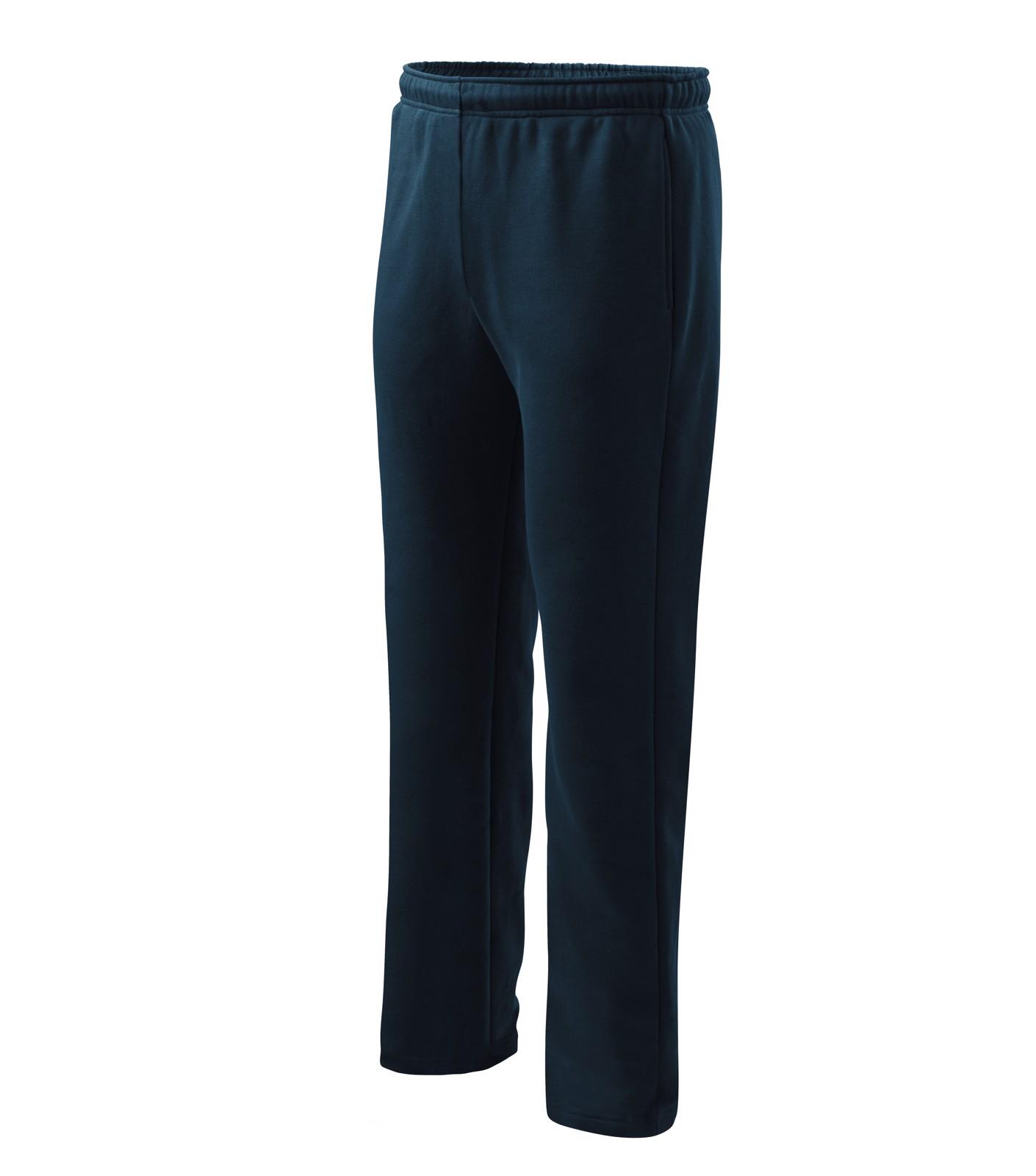 Tepláky pánské Malfini Comfort - Námořní Modrá / 146 cm/10 let