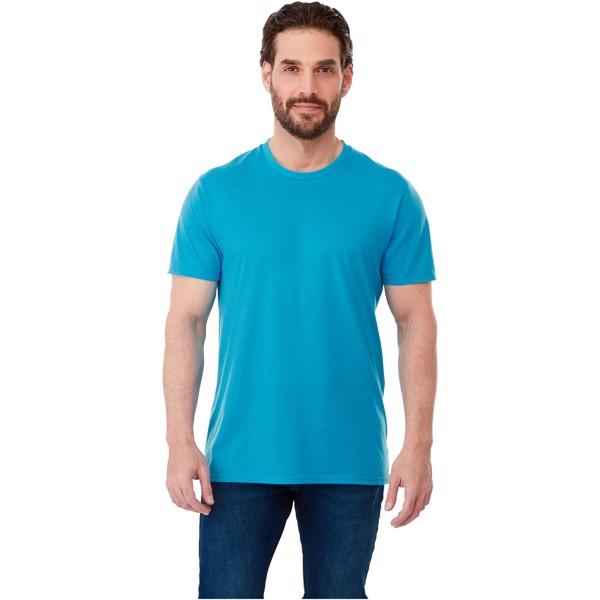 Jade short sleeve men's GRS recycled T-shirt - Solid Black / XXL