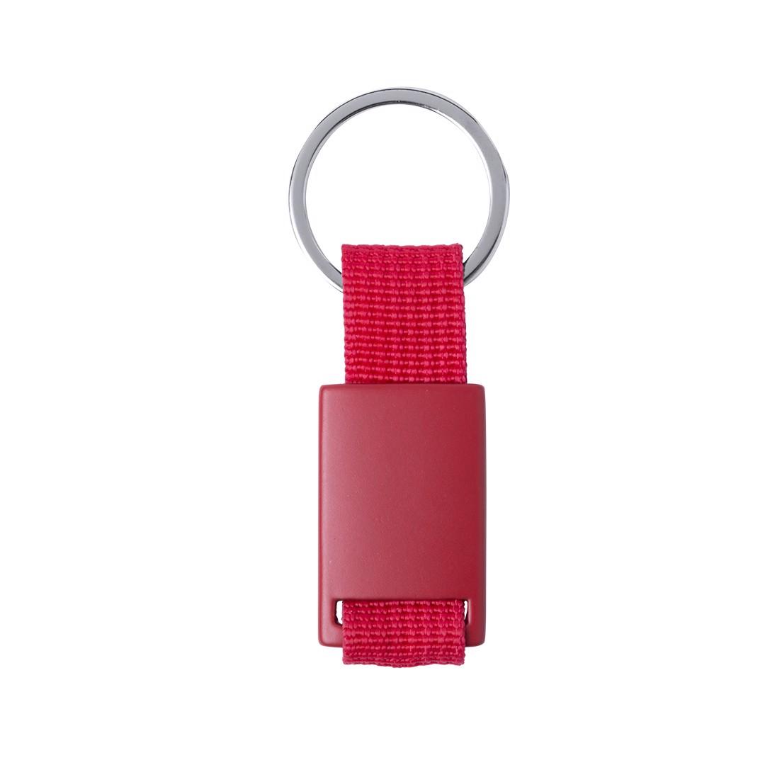 Llavero Slayter - Rojo