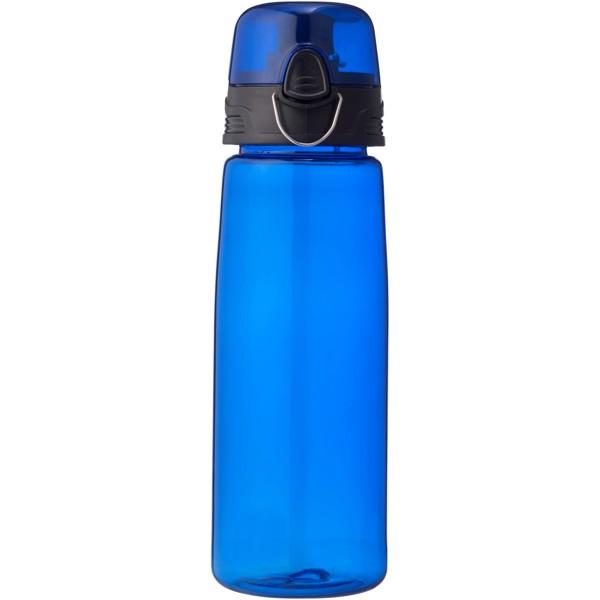 Sportovní láhev Capri - Transparentní modrá
