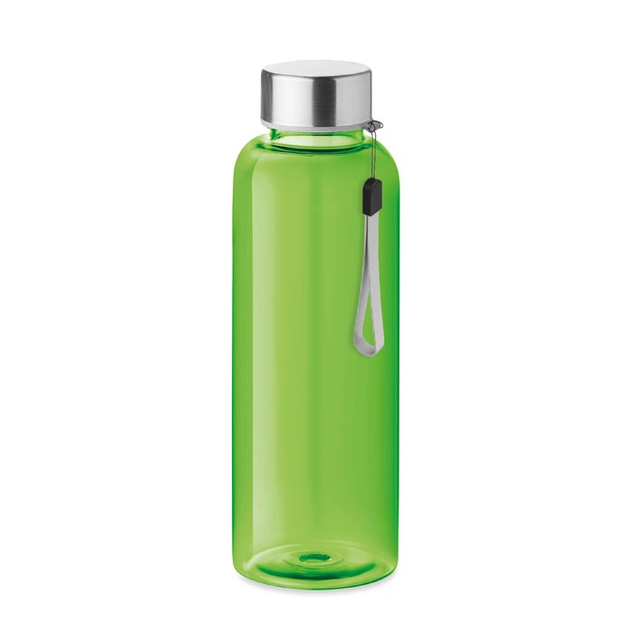 Tritan bottle 500 ml Utah - Transparent Lime