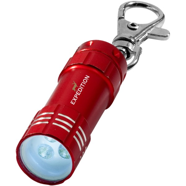Astro LED keychain light - Red