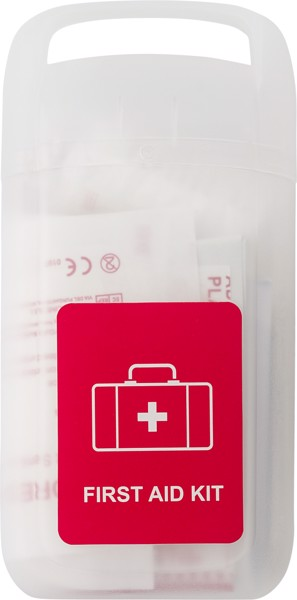 PP first aid kit