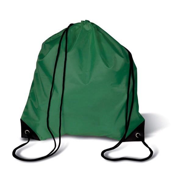 Drawstring backpack Shoop - Green