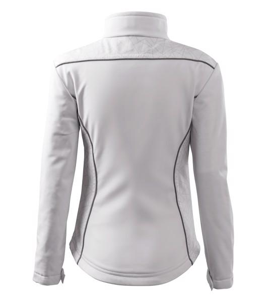 Jacket women's Malfini Softshell Jacket - White / M
