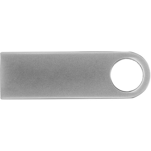 Compact USB - Stříbrný / 1GB