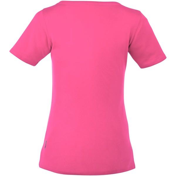 Dámské triko Bosey s hlubším kulatým výstřihem - Růžová / M