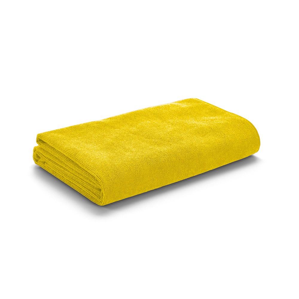 CALIFORNIA. Πετσέτα θαλάσσης - Κίτρινο