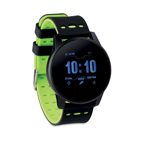 Smart watch sportowy Train Watch - limonka
