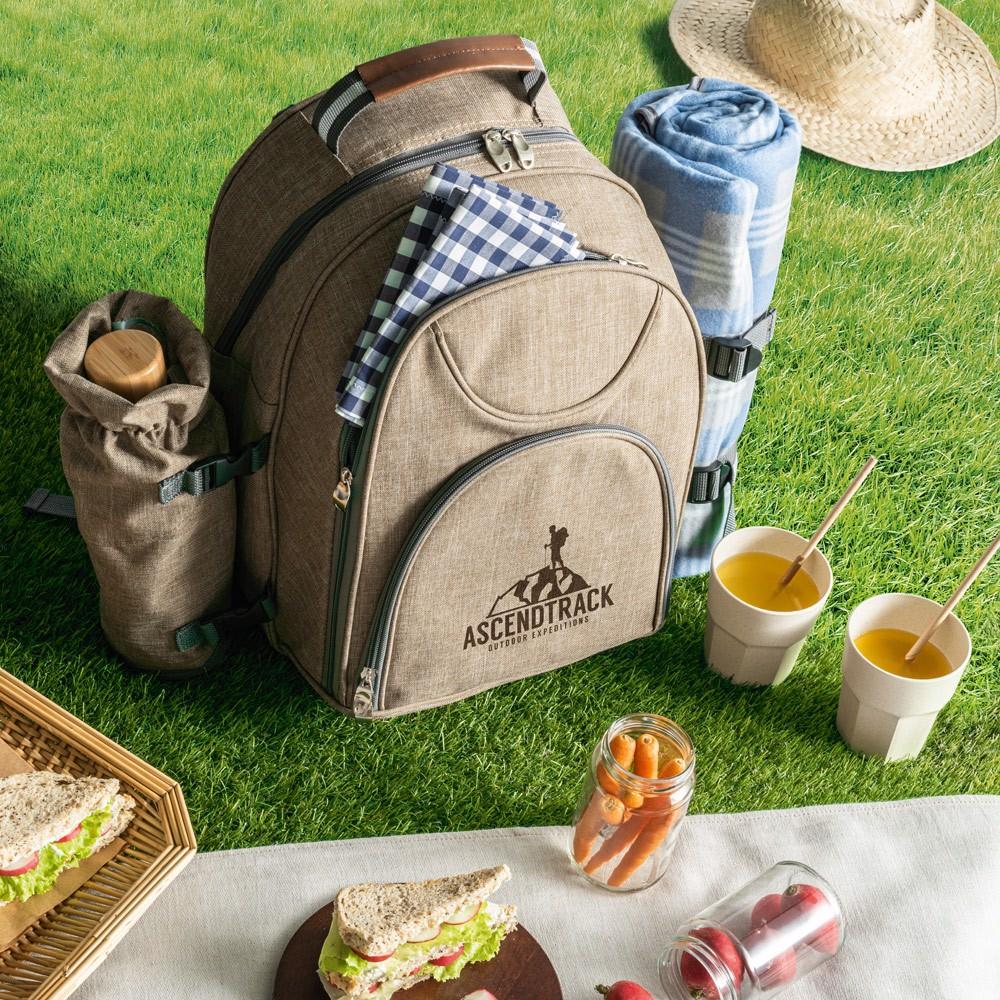 VILLA. Picnic cooler backpack