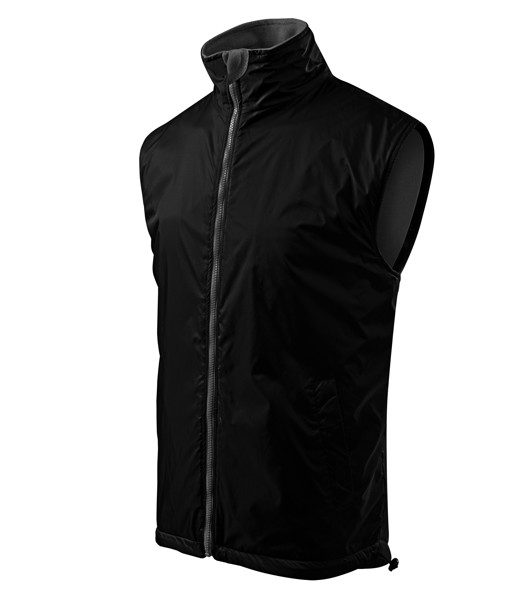Vest Gents Malfini Body Warmer - Black / 2XL